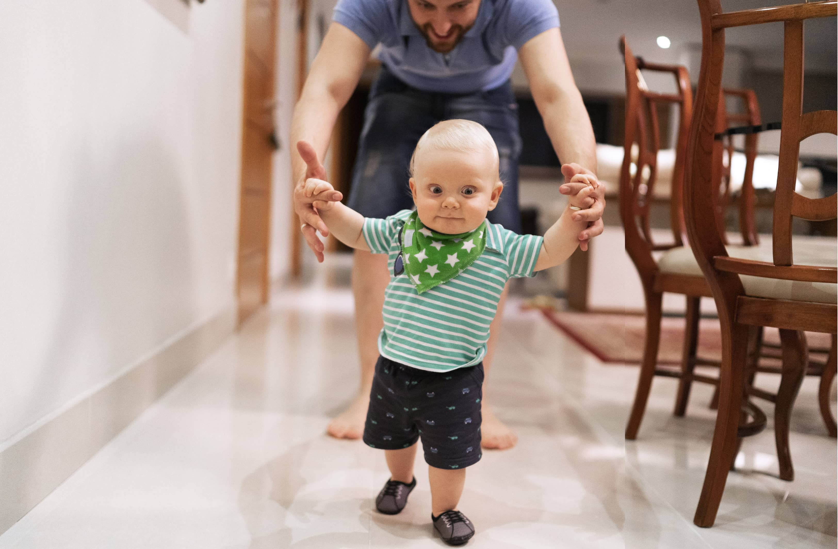 Baby Steps For New Parents