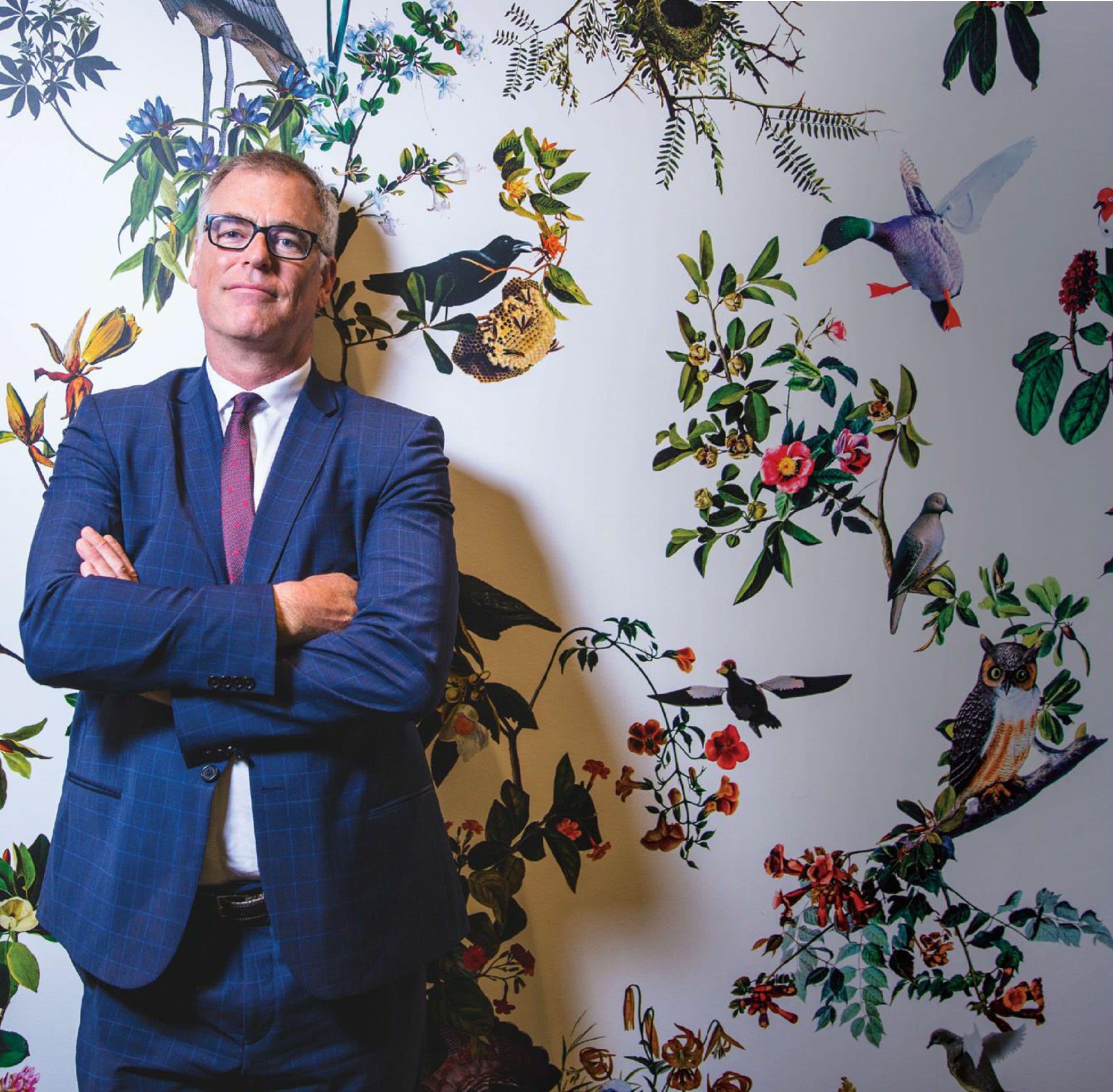Peter Simons - A Provincial Company Goes National