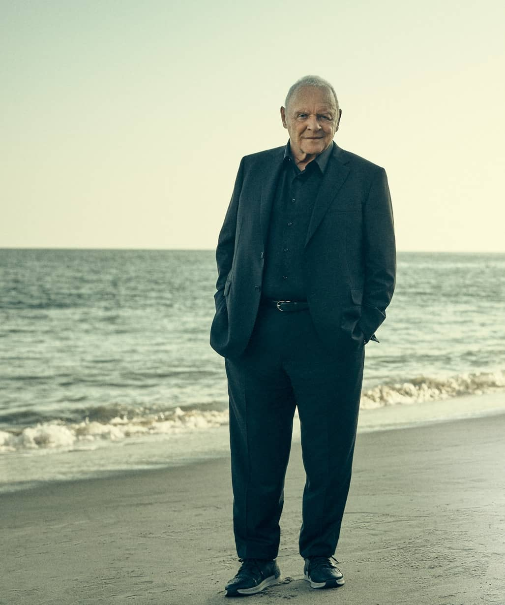 ANTHONY HOPKINS: A LIFE PLAYING KINGS, CAPTAINS, PRESIDENTS AND POPES