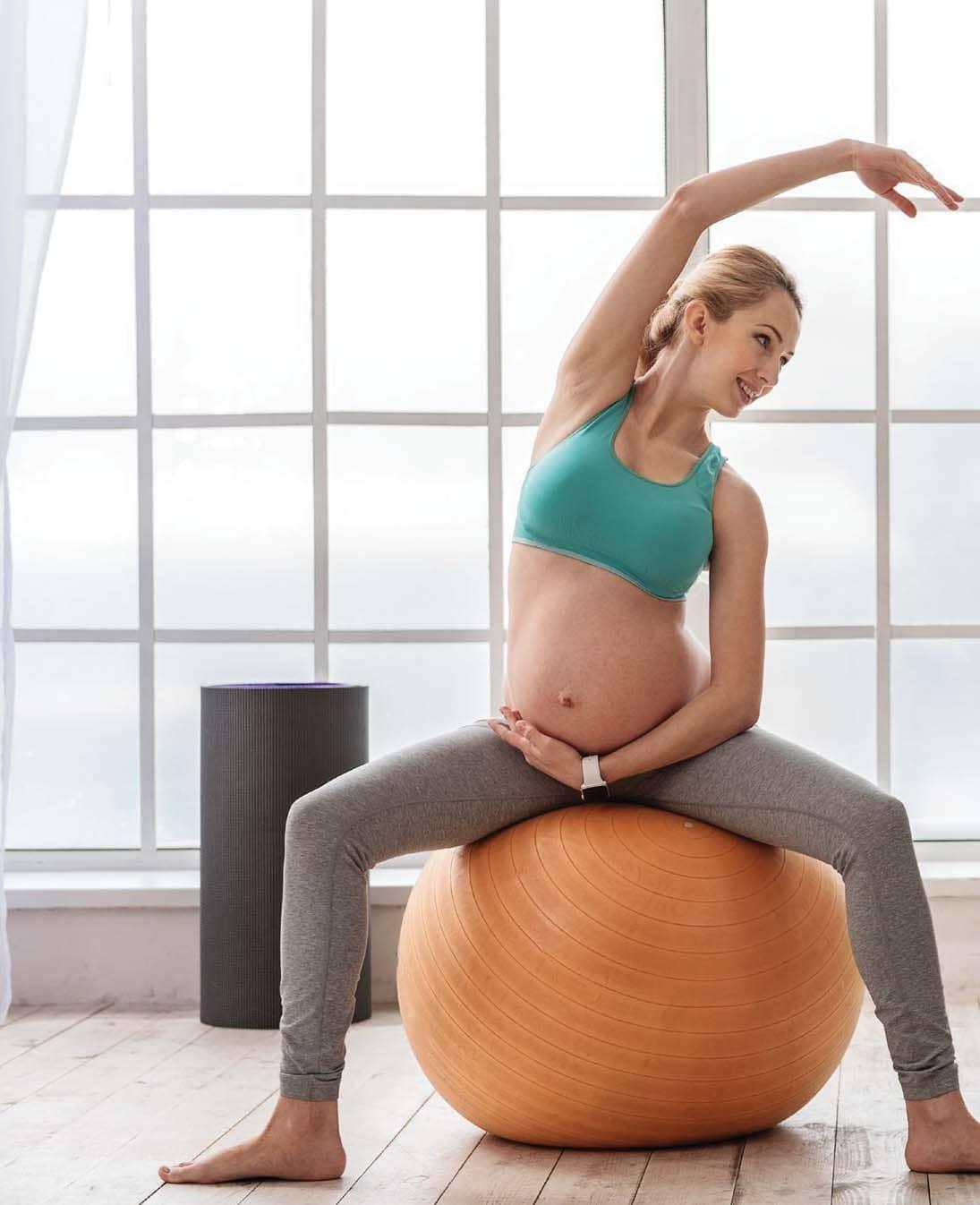 ¿Deporte En El Embarazo? Se Puede Y ¡Se Debe!