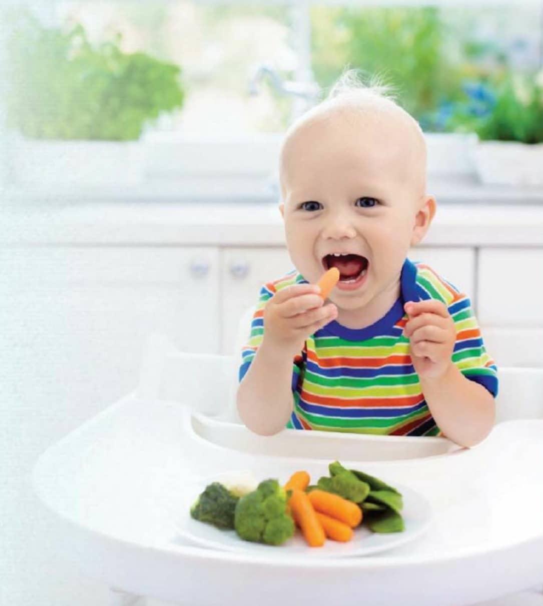 La importancia de la nutrición en los 1.000 primeros días de vida