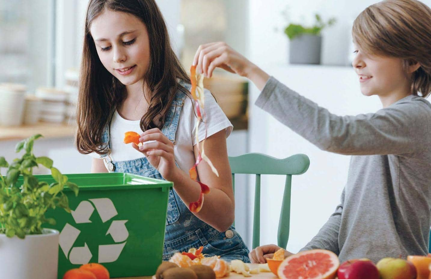 Cómo enseñarles a cuidar del medioambiente