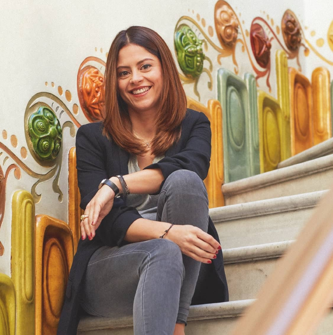 Alicia Espriu Directora De Marketing Y Trade En Uriach