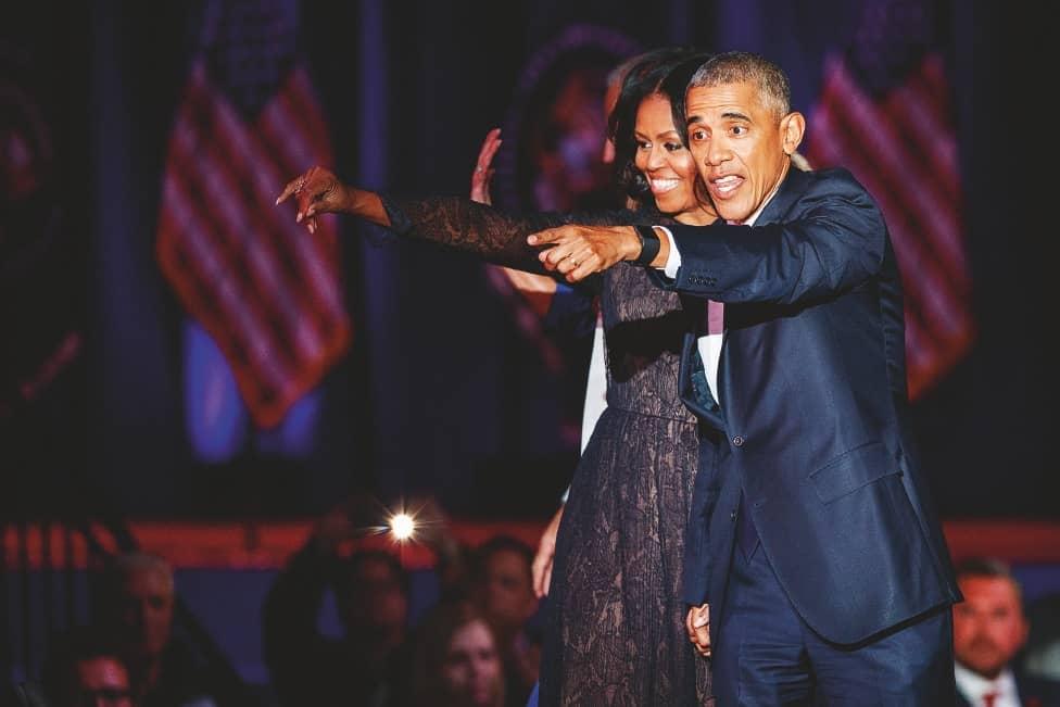 Michelle Obama, Estrella De Netflix