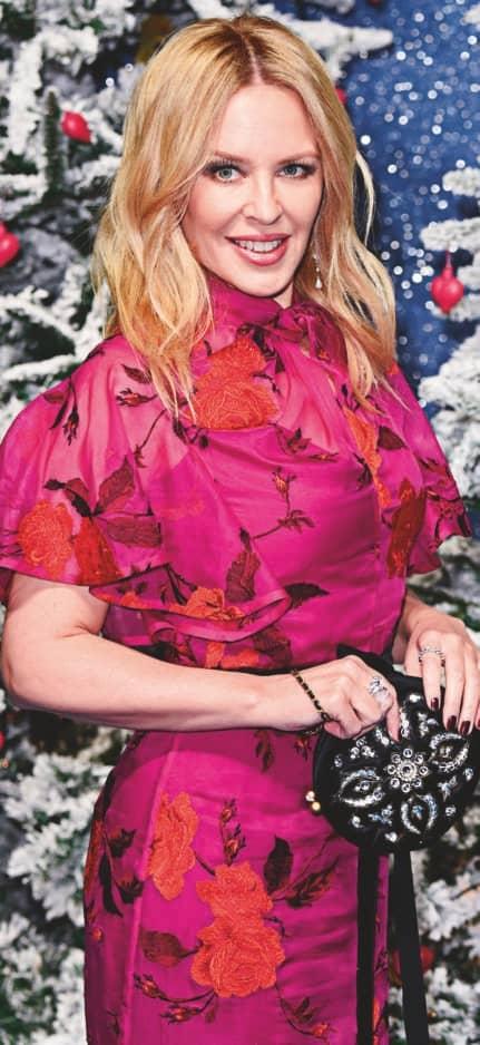 Kylie Minogue - LA DIVA QUE RENACE UNA Y OTRA VEZ