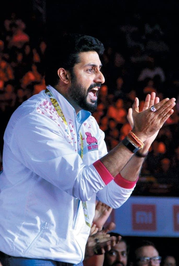 Bachchan's Big Bet