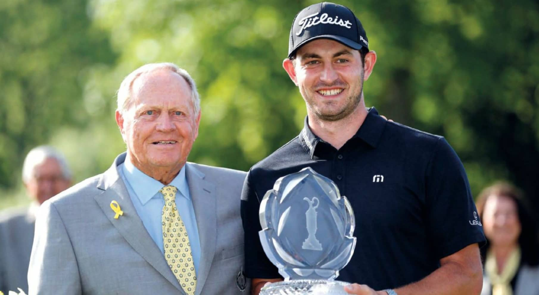 Cantlay Canters To Memorial Tournament Title