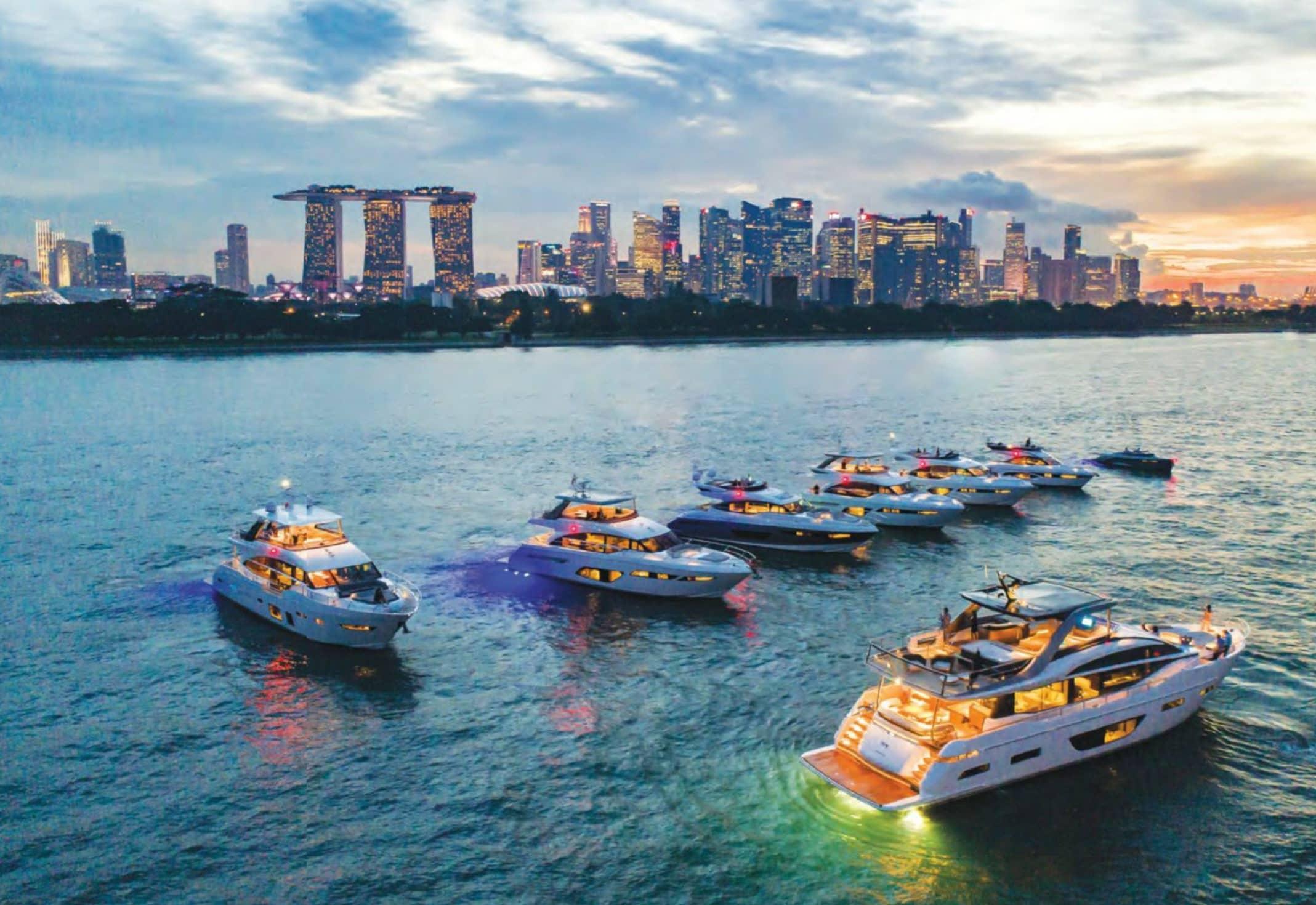 An Evening Of Nautical Beauties