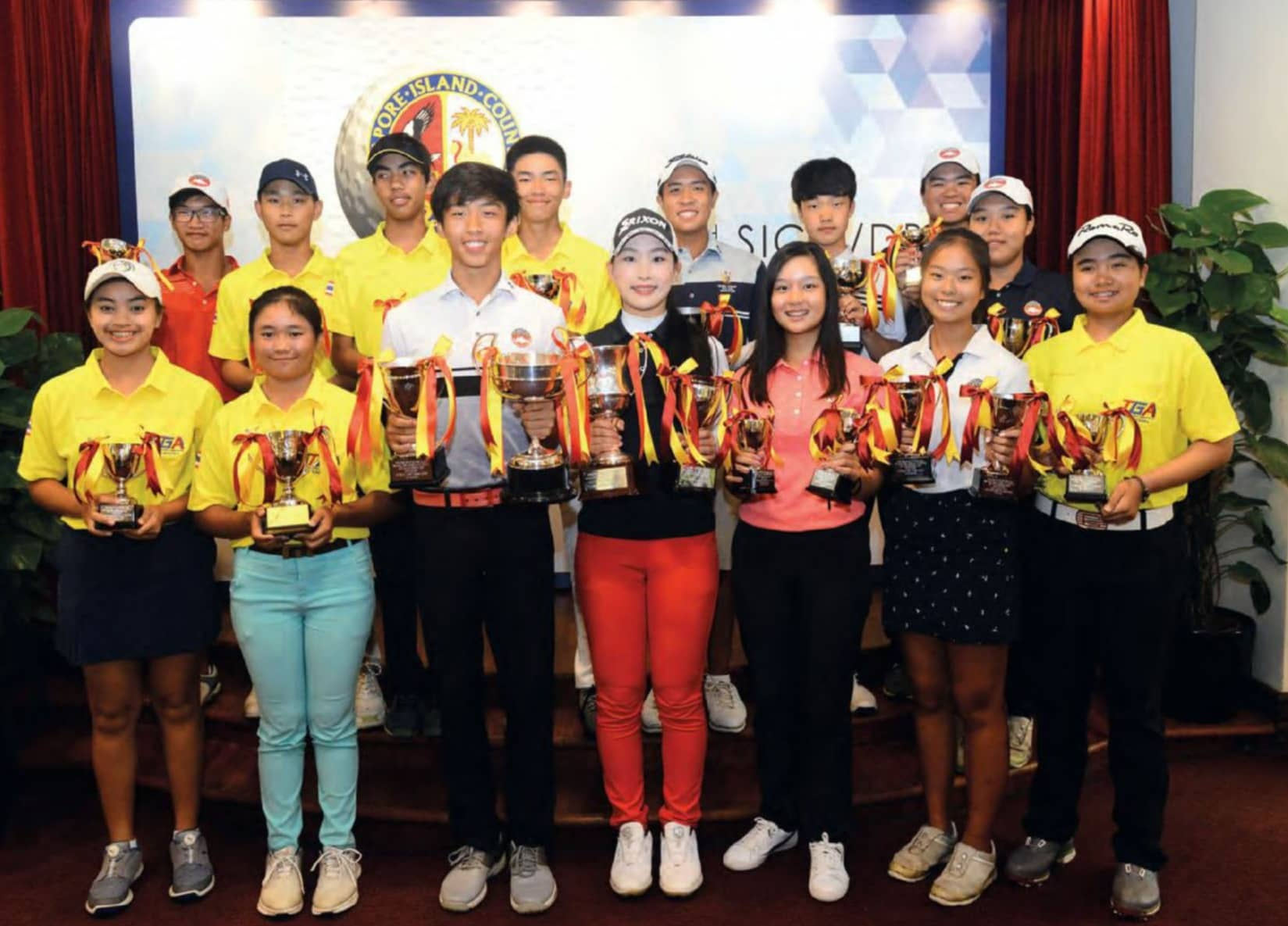28th SICC/ DBS Junior Invitational Golf Championship