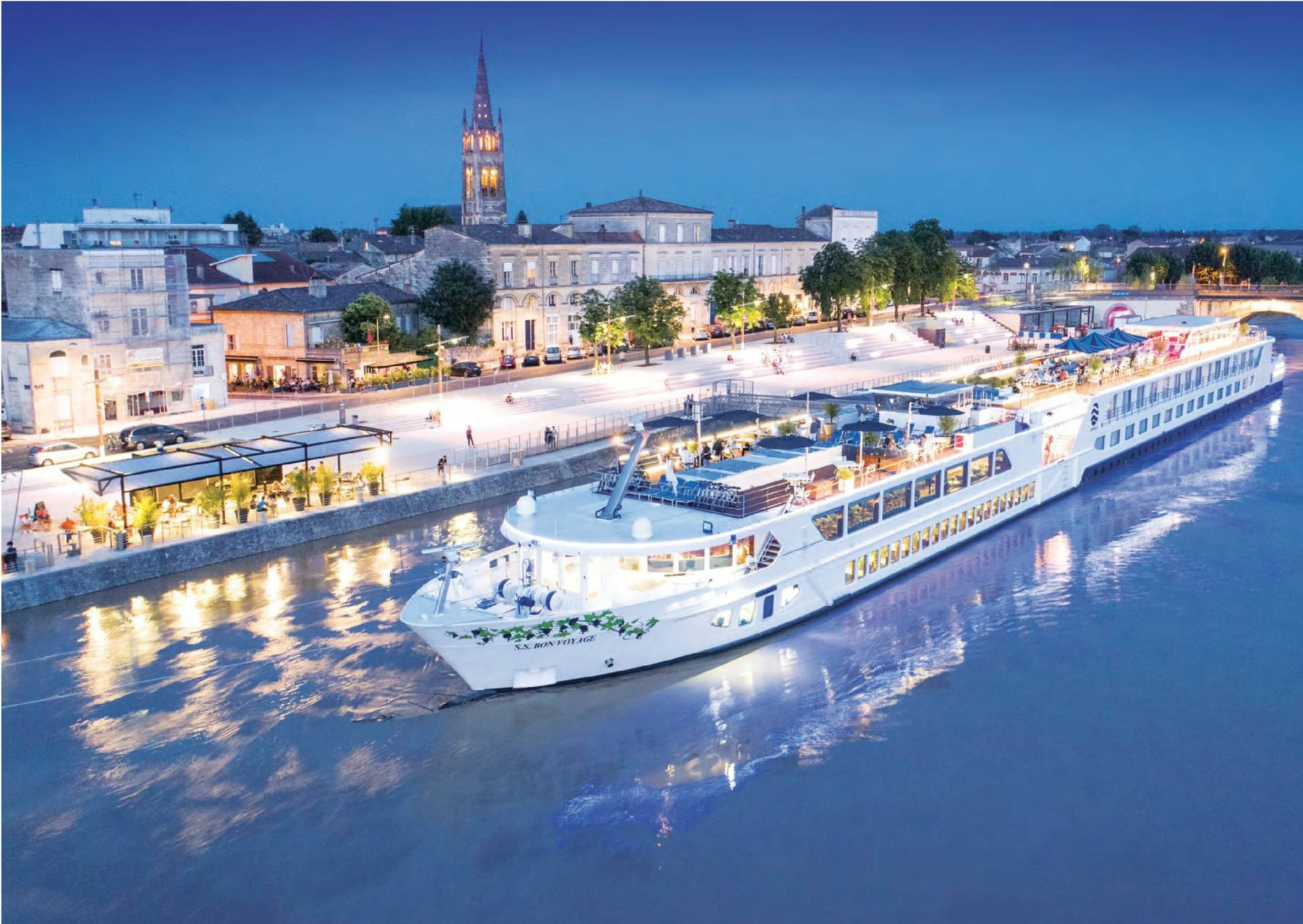 A French Gastronomic River Cruise