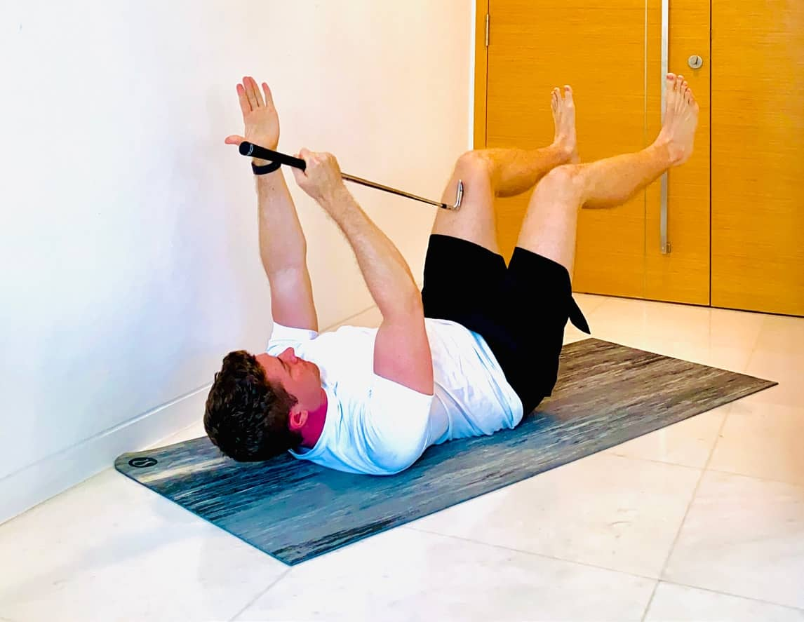 A Strong Core For Better Golf
