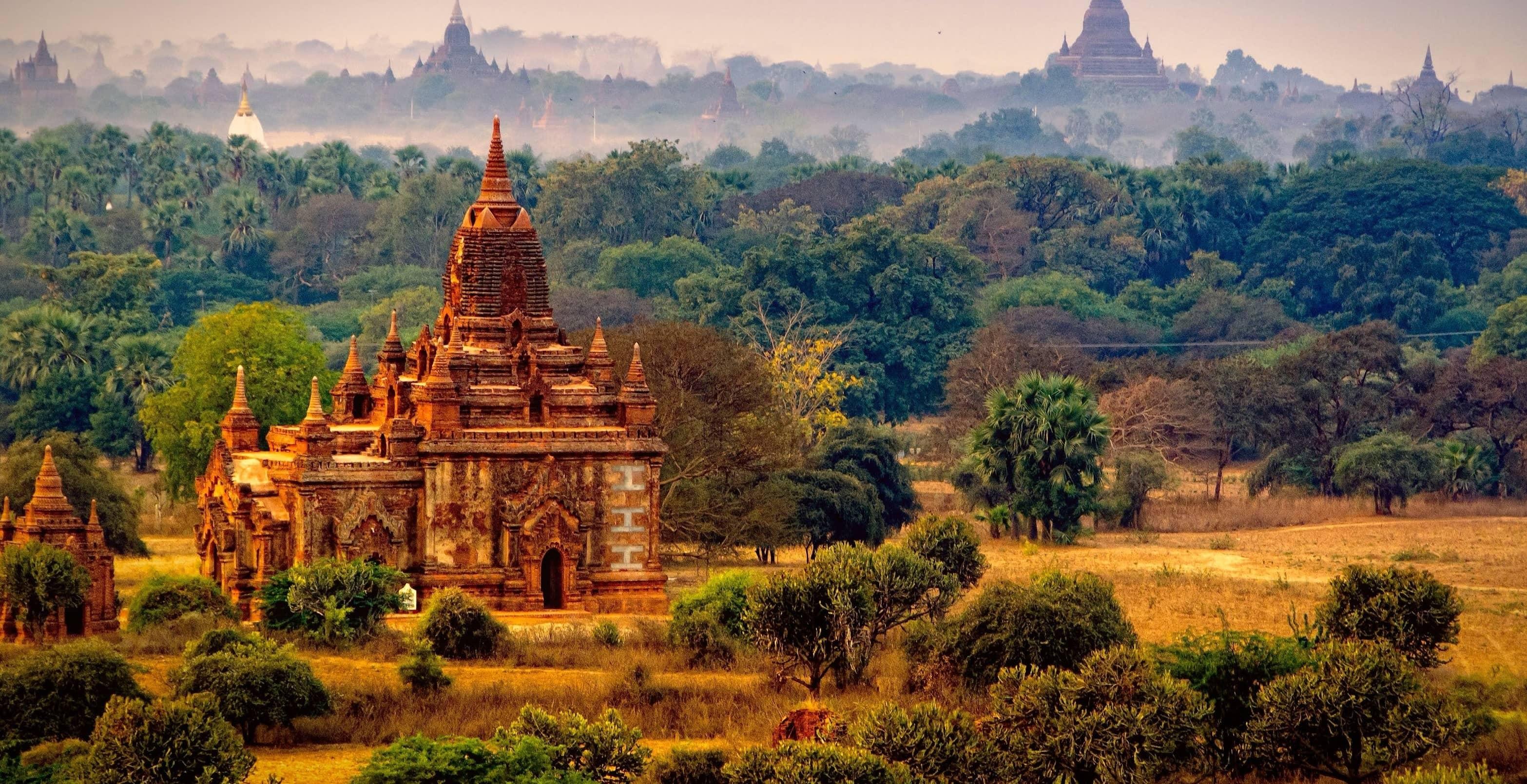 Burmese Golf: A Throwback In Time