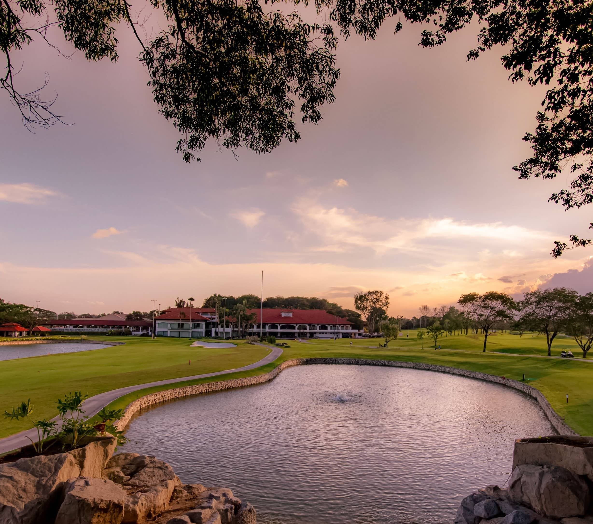 Tanah Merah Country Club's Charming New Garden Course