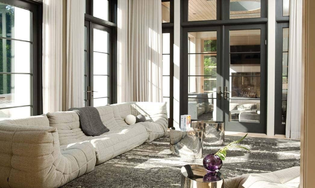An Earthy And Elemental Urban Home