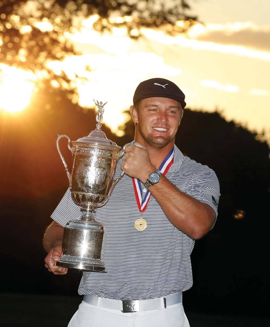 DeChambeau Humbles Winged Foot For First Major Victory