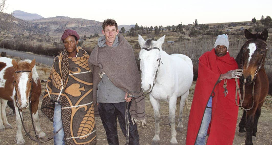 Makgatlo: Lesotho's solution to livestock theft