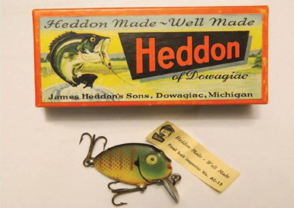 The Heddon Punkinseed