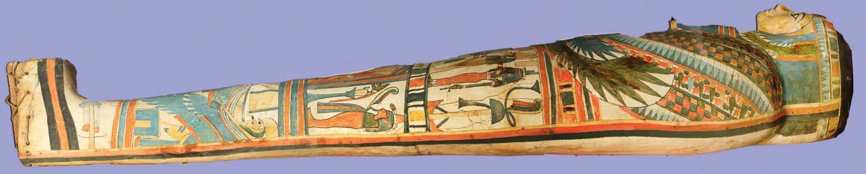 Unwrapping The Identity Of The Macclesfield Mummy