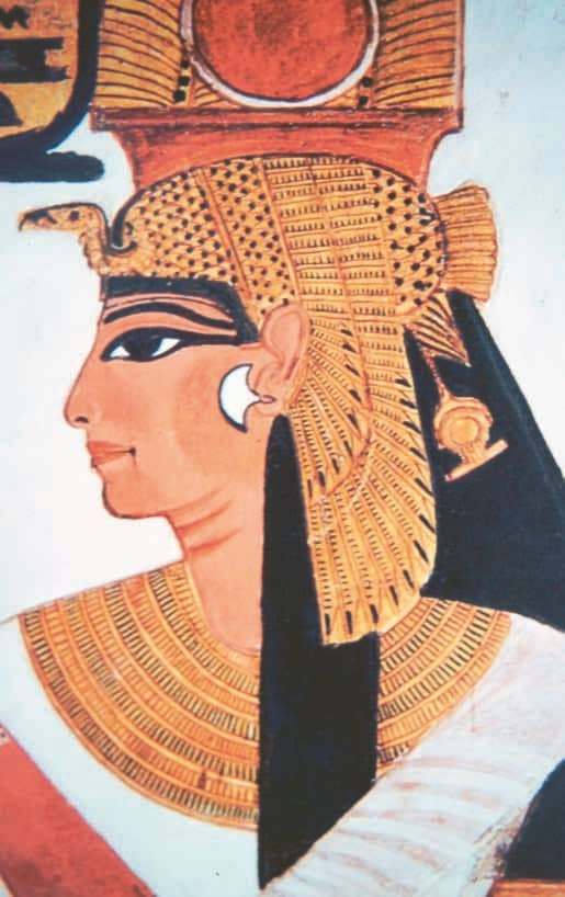 NEFERTARI AND PUDUḪEPA: QUEENS OF DIPLOMACY
