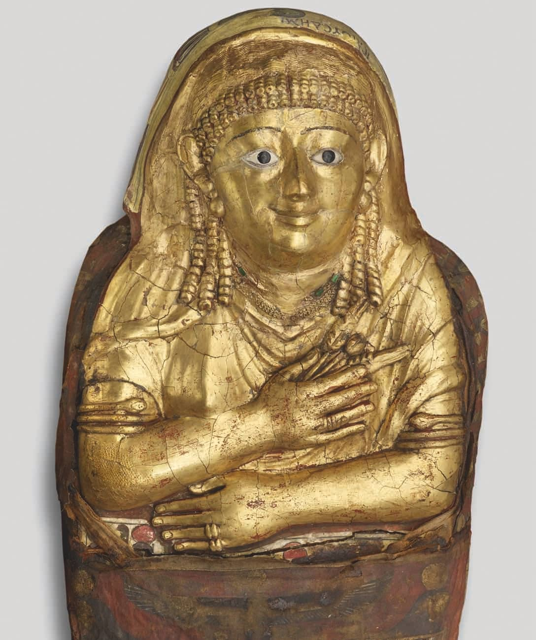 Highlights of the Manchester Museum 22: The Gilded Mummy of Lady Isaious
