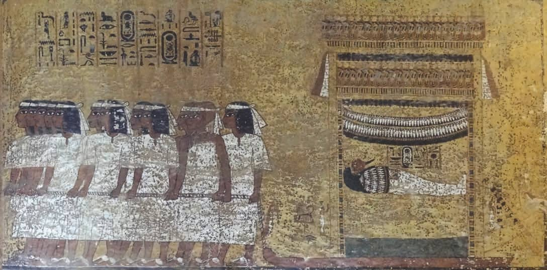 THE RELIGIOUS MEANING OF SLEDGES IN ANCIENT EGYPT