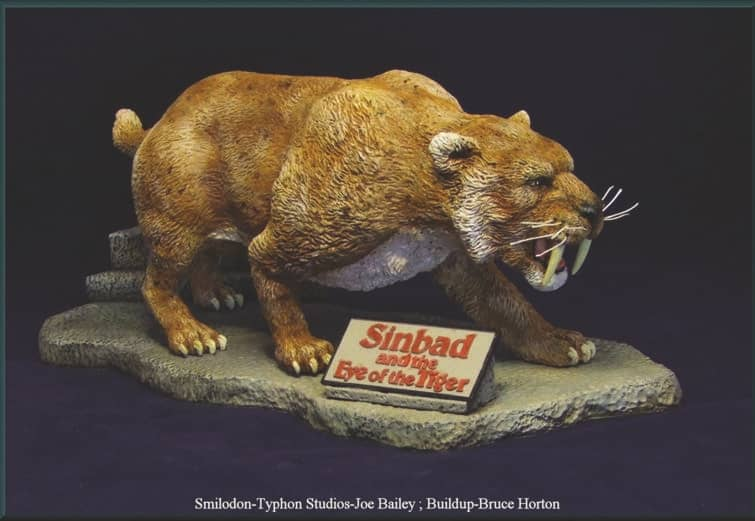 SMILODON - SINBAD AND THE EYE OF THE TIGER