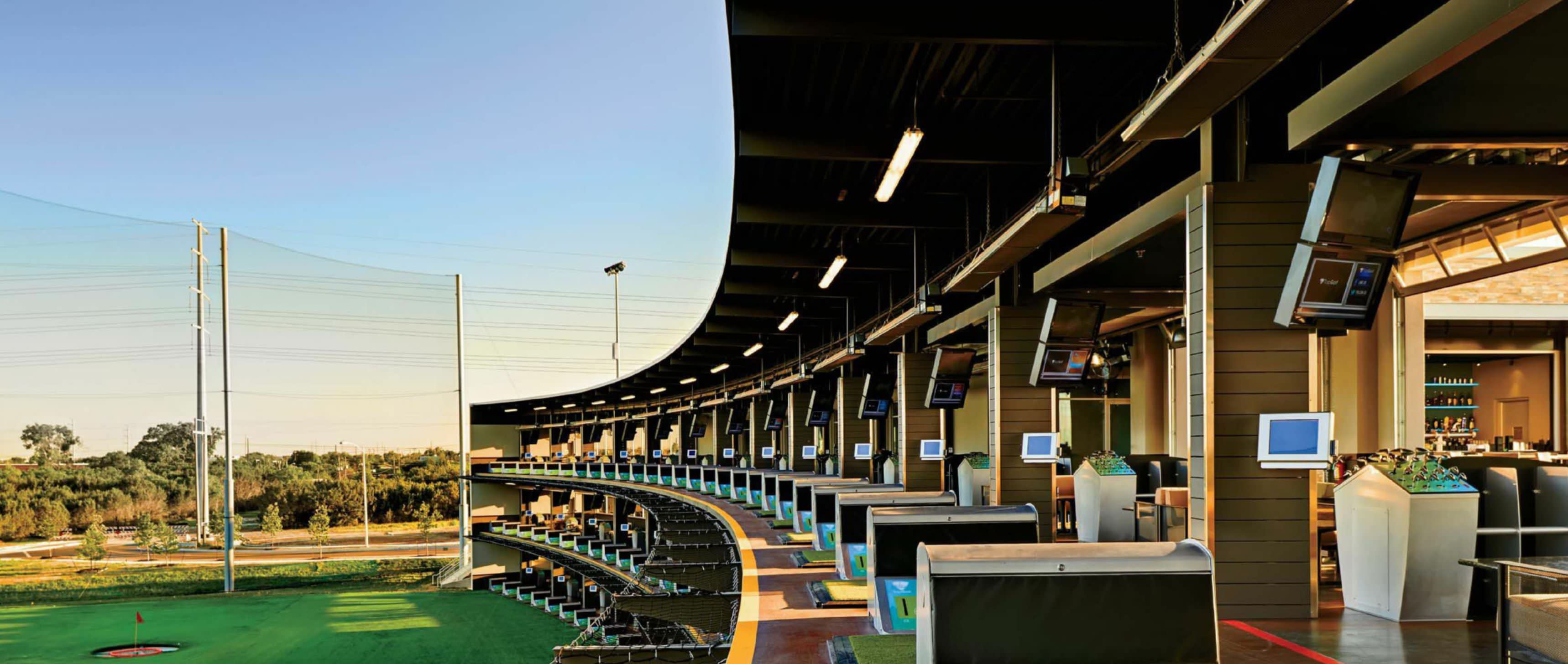 How Topgolf Reached The Top