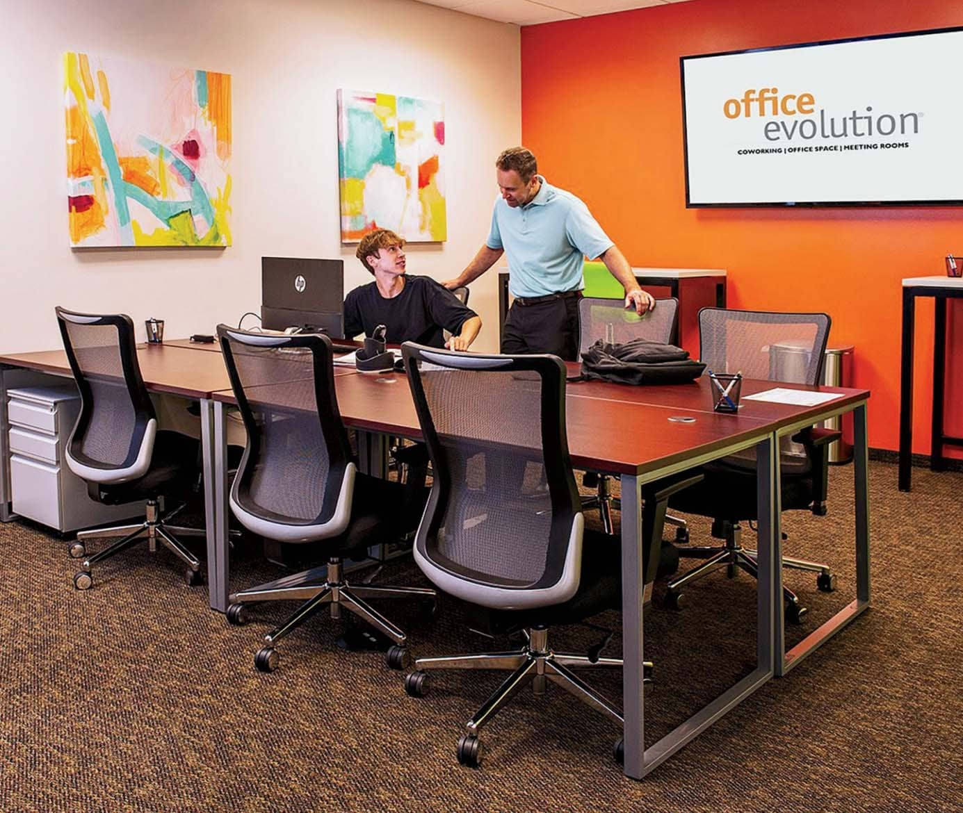 From Coworking to Co-Leading