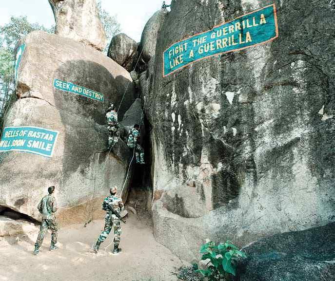 10 Years of the Chhattisgarh School Of Counter-Insurgency