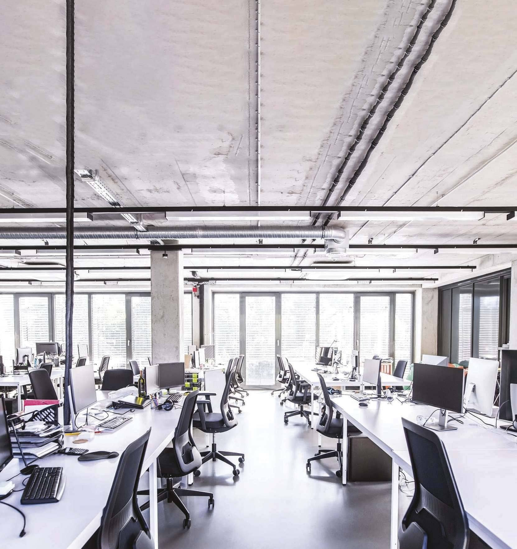 Return To Work: Does Covid-19 Mark The End Of The Office?