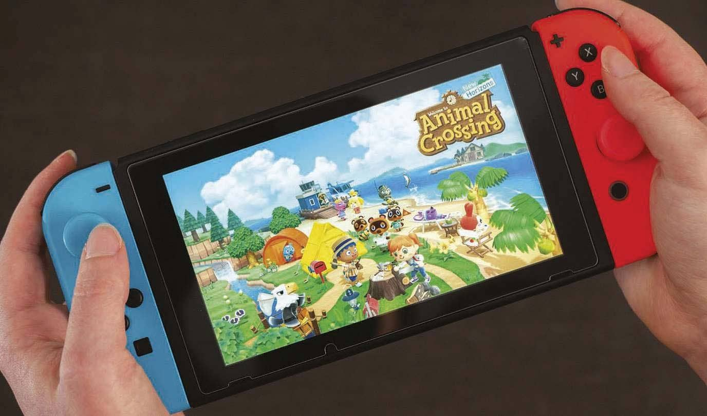 GAMING IN LOCKDOWN: WHY ARE SO MANY PEOPLE PLAYING ANIMAL CROSSING?