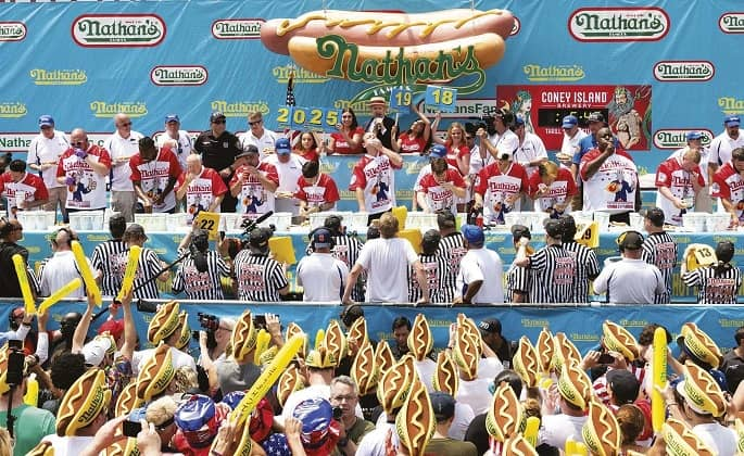 Eating Contests: Is There A Limit To How Much You Can Consume In One Go?