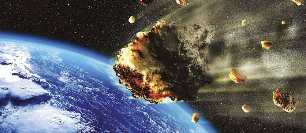 ASTEROIDS: HOW LIKELY IS IT THAT WE'LL BE STRUCK BY ONE?