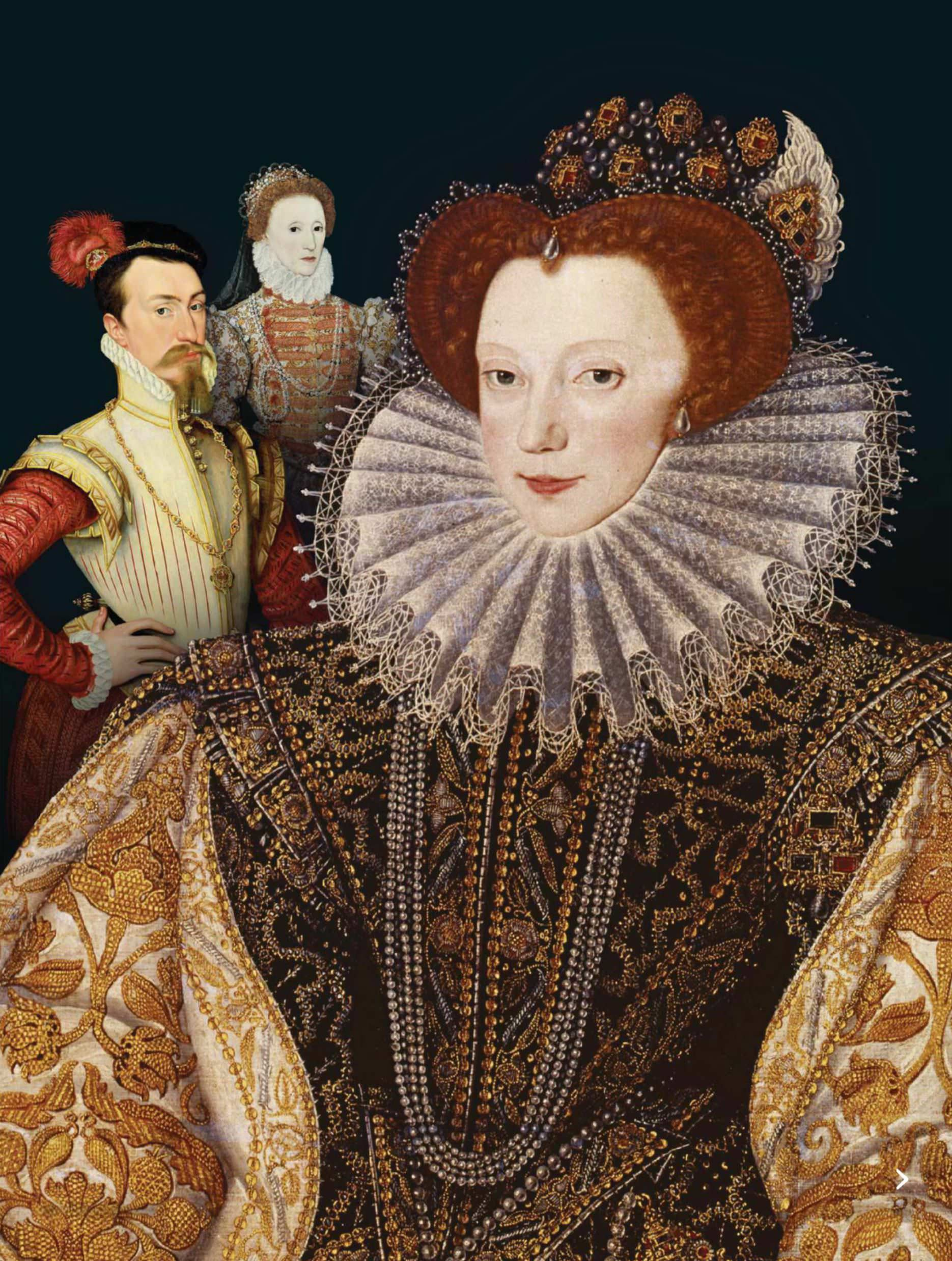 Lettice Knollys Was A Favourite Of Elizabeth I… Then She Stole The Queen's Sweetheart
