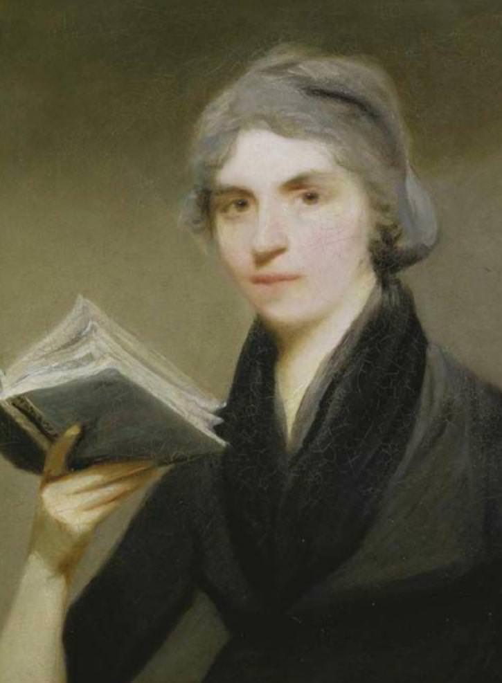 Mary Wollstonecraft 1759–97