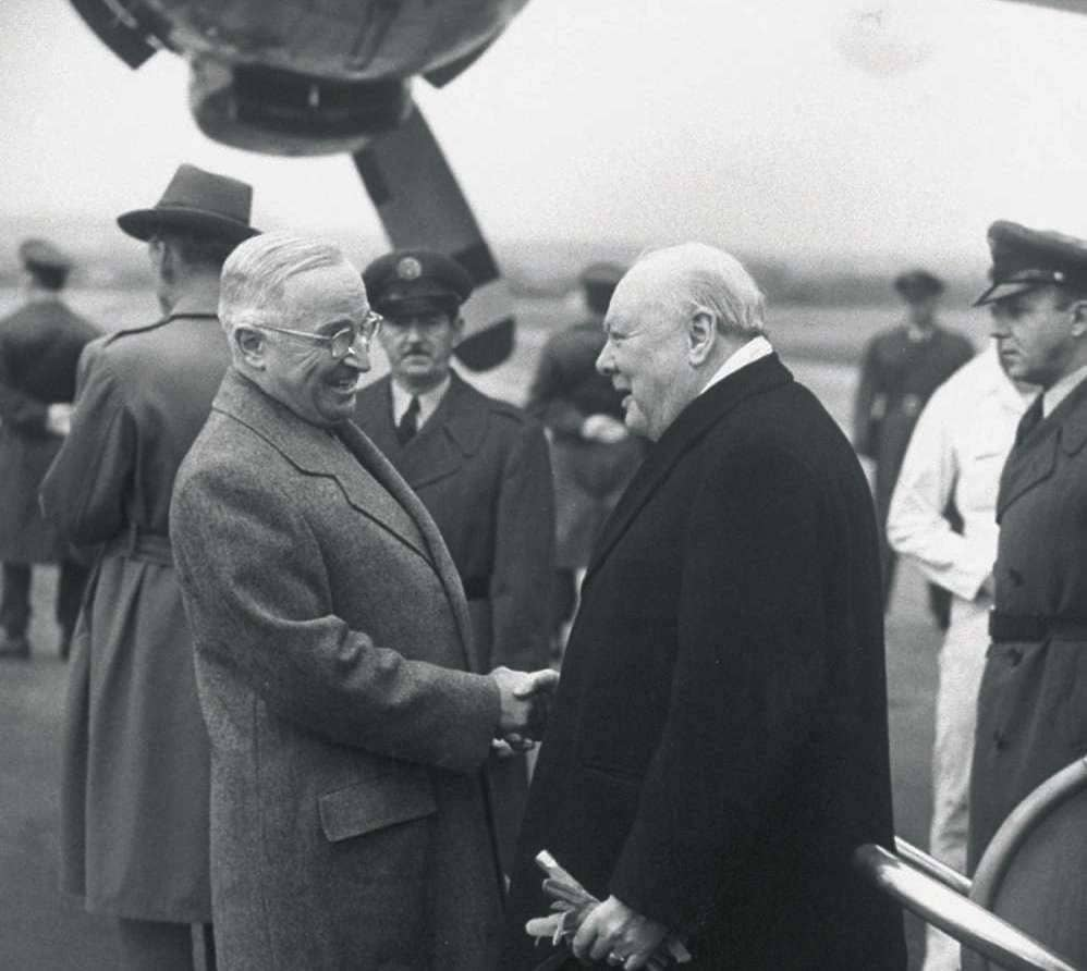 Churchill 'considered nuclear attack' on the USSR