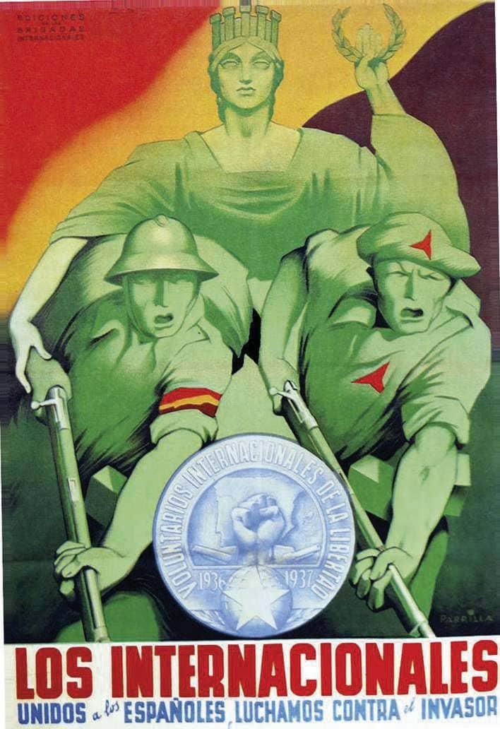 Spanish Civil War - Fighters Against Fascism