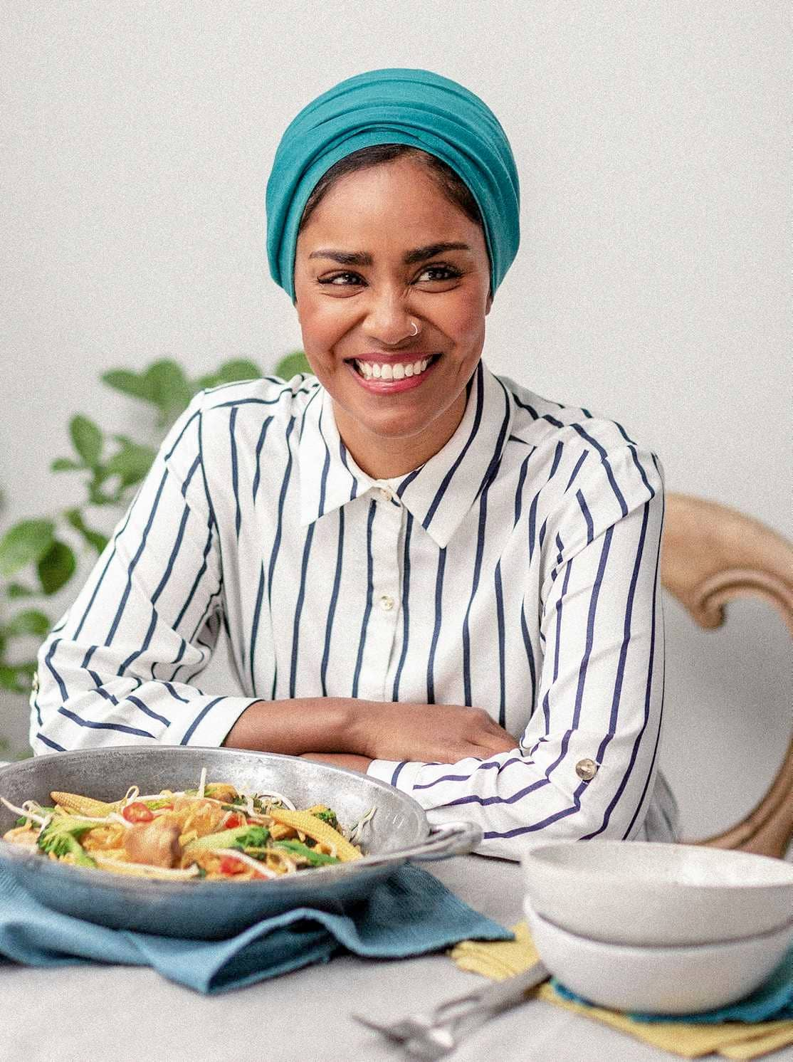 Nadiya's Kitchen Secrets
