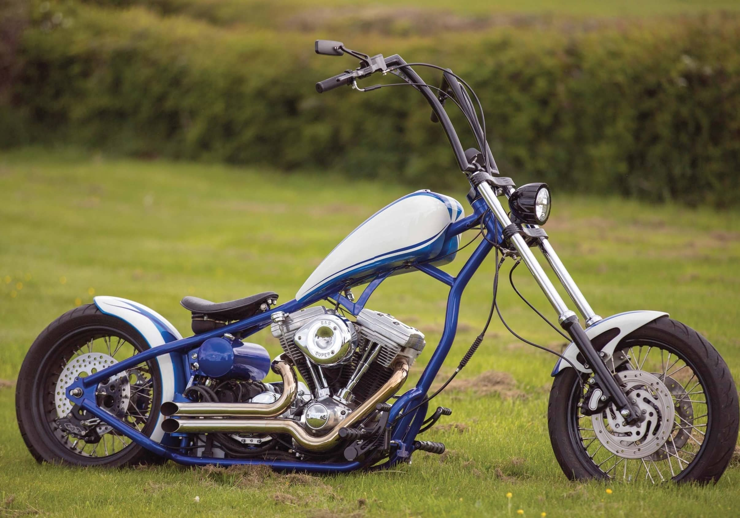Paul's Harley