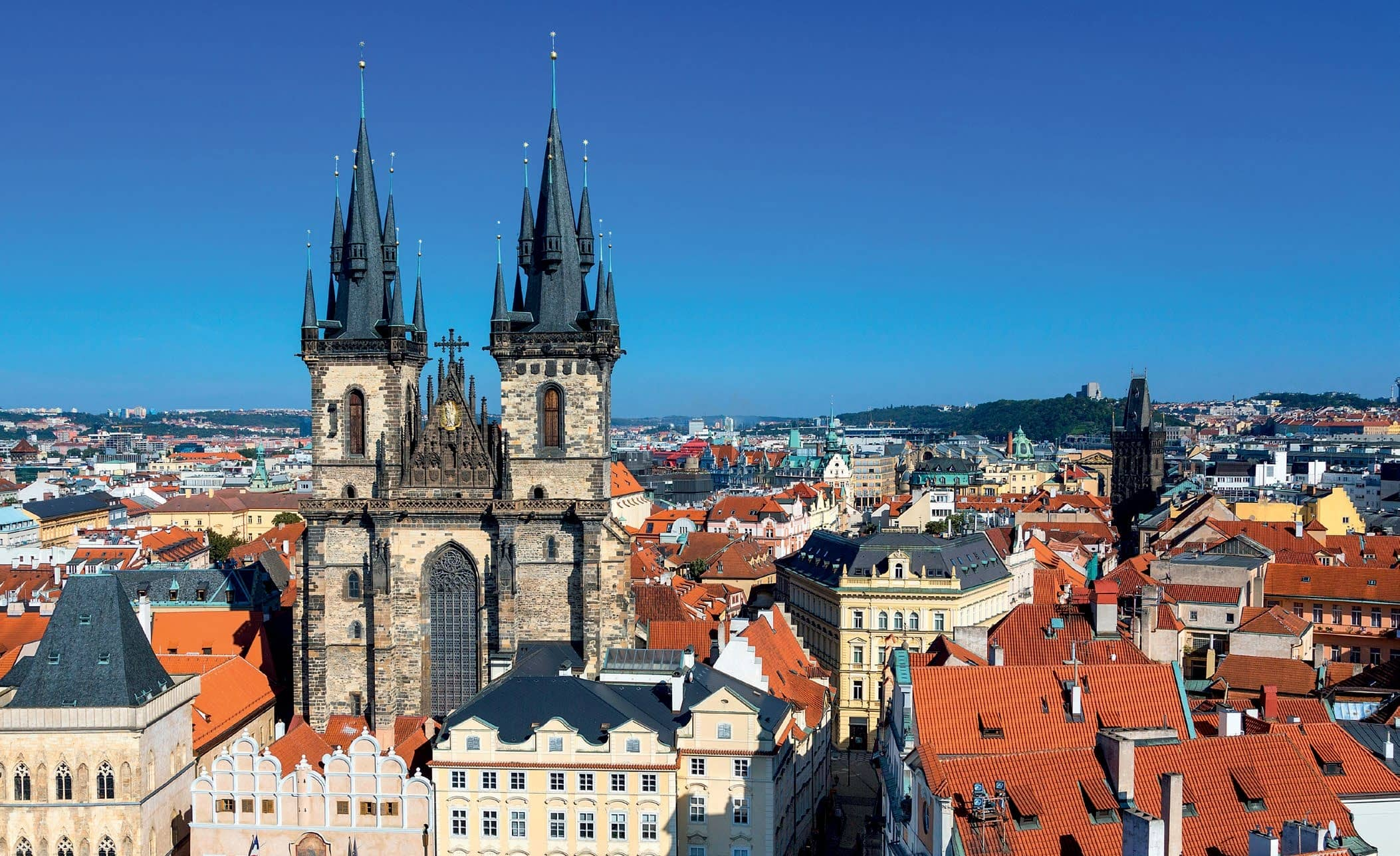 Medieval History And Modern Charms Meet In Prague