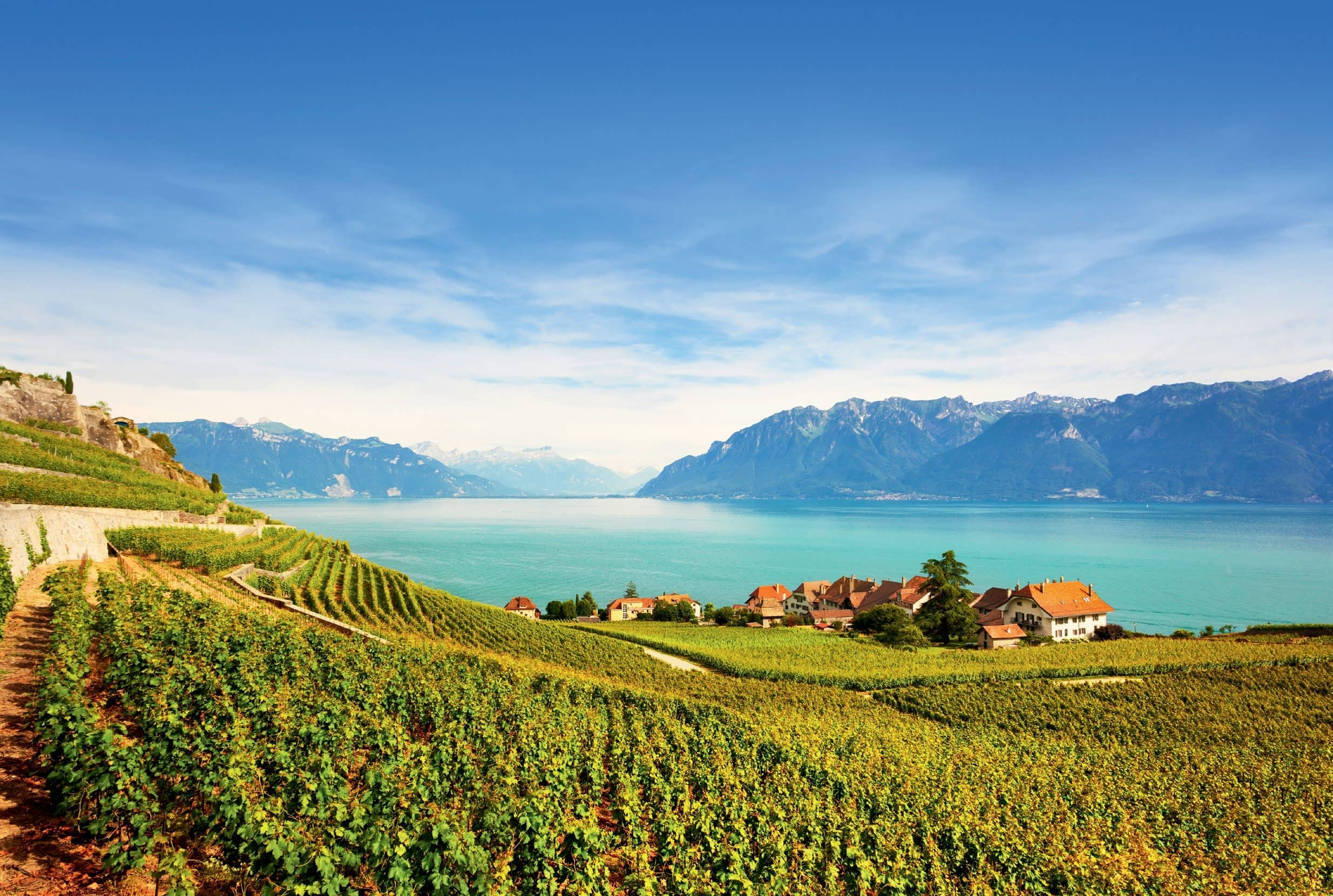 Explore The Convergence Of Three Cultures In Switzerland On A Road Trip