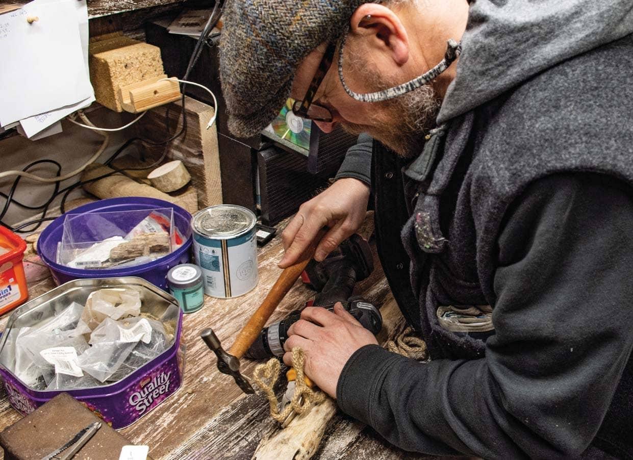 The Driftwood Artisan
