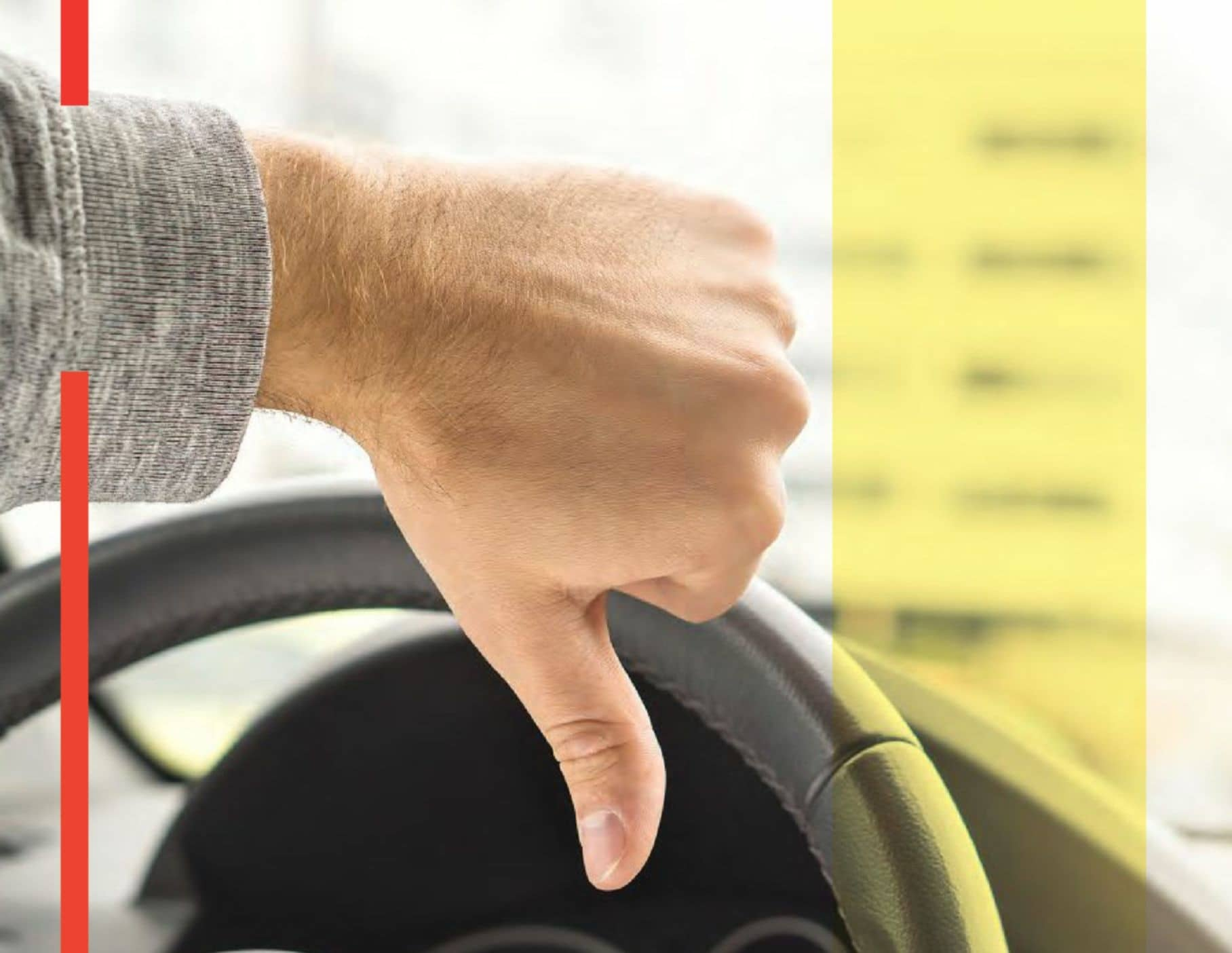 10 Bad Driving Habits