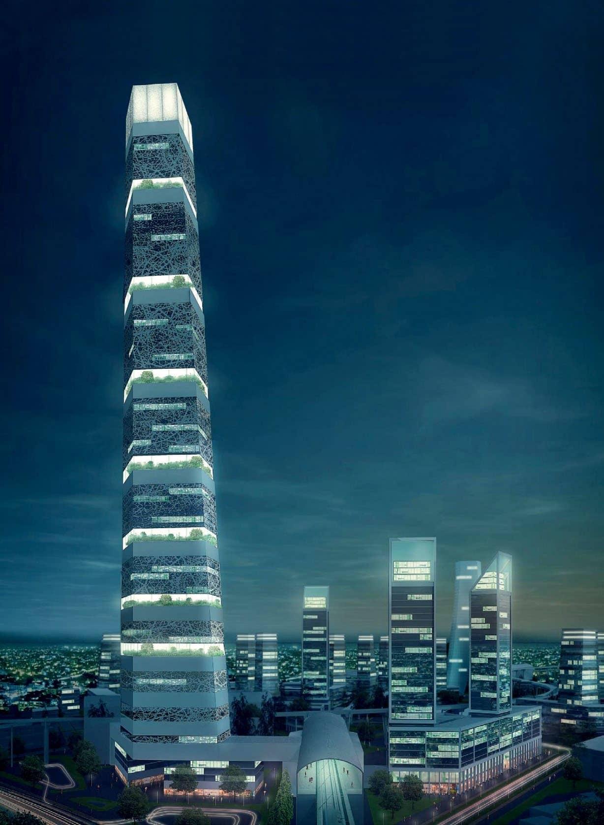 A Miniature Smart City