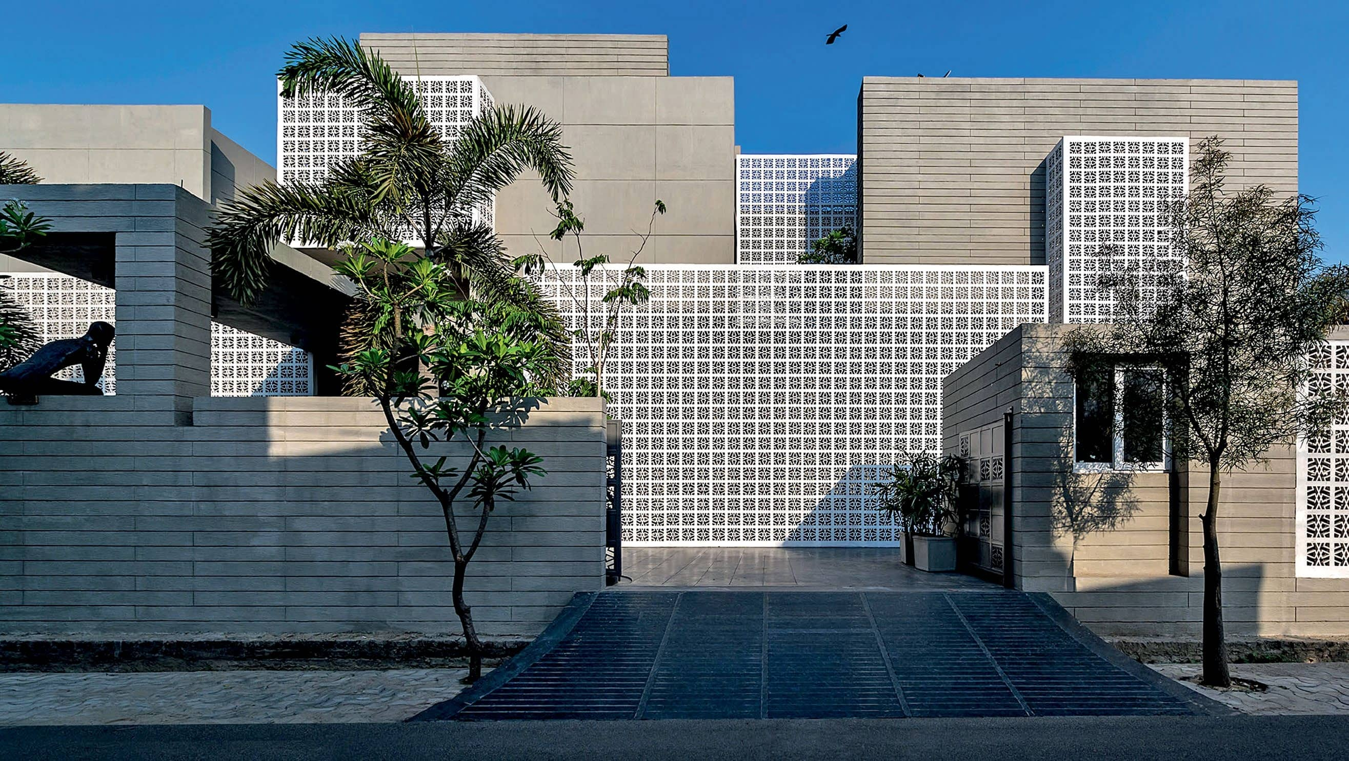 Climatically Fortified Family Home