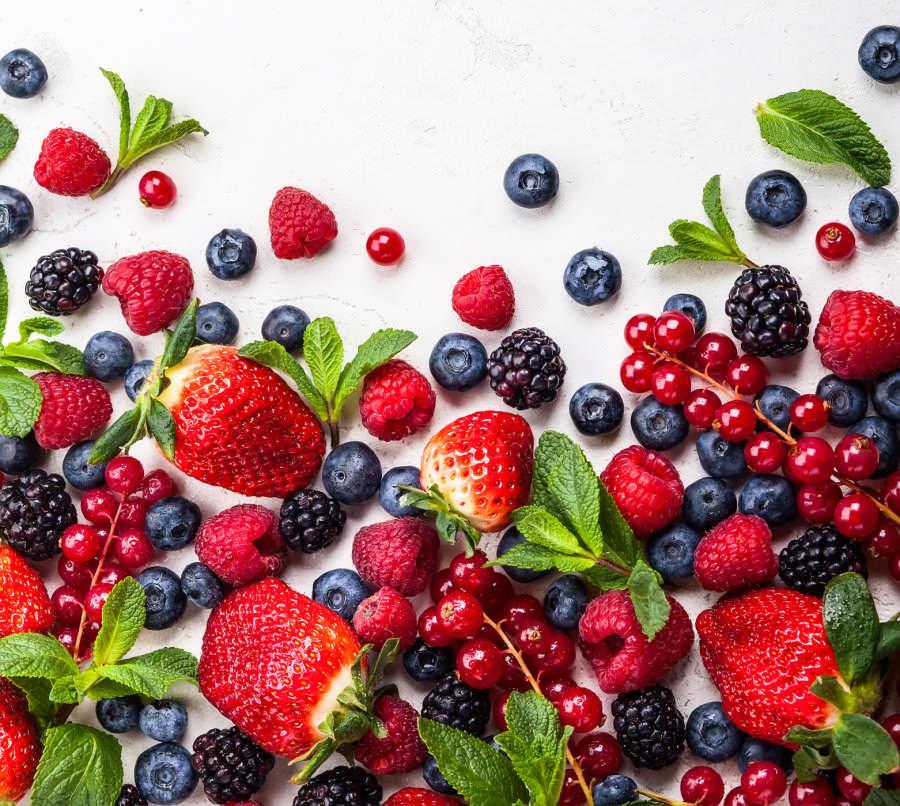 Polyphenols,A Berry Good Choice