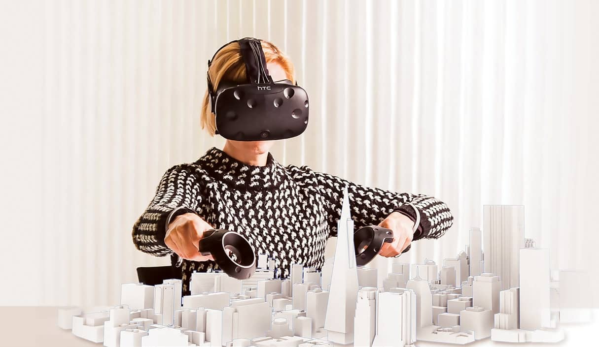 How Virtual Reality Will Change Where We Work