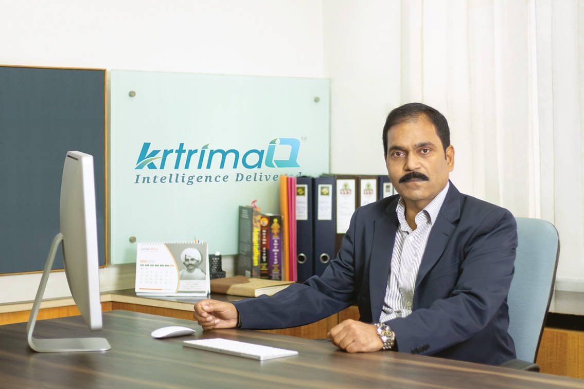 krtrimaIQ Cognitive Solutions: Empowering Businesses with Advanced AI Solutions & Services