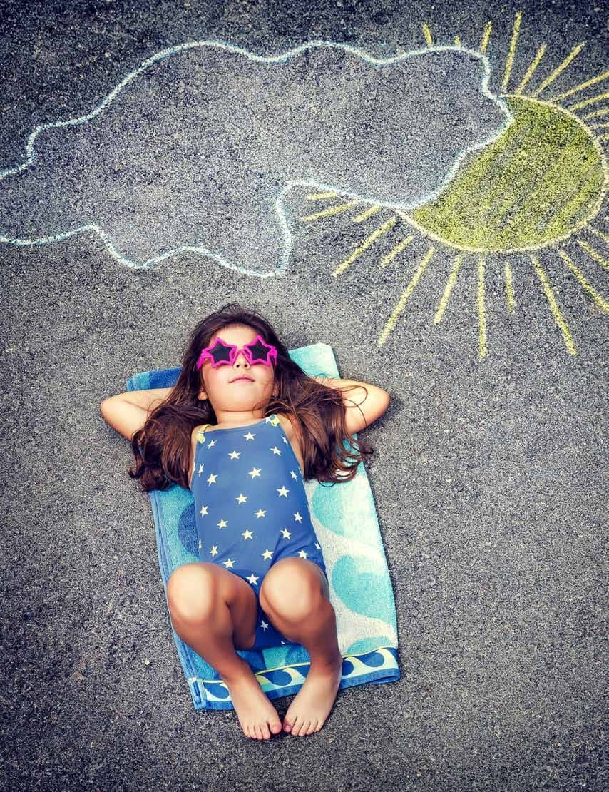 Keeping Your Child Healthy In The Summer