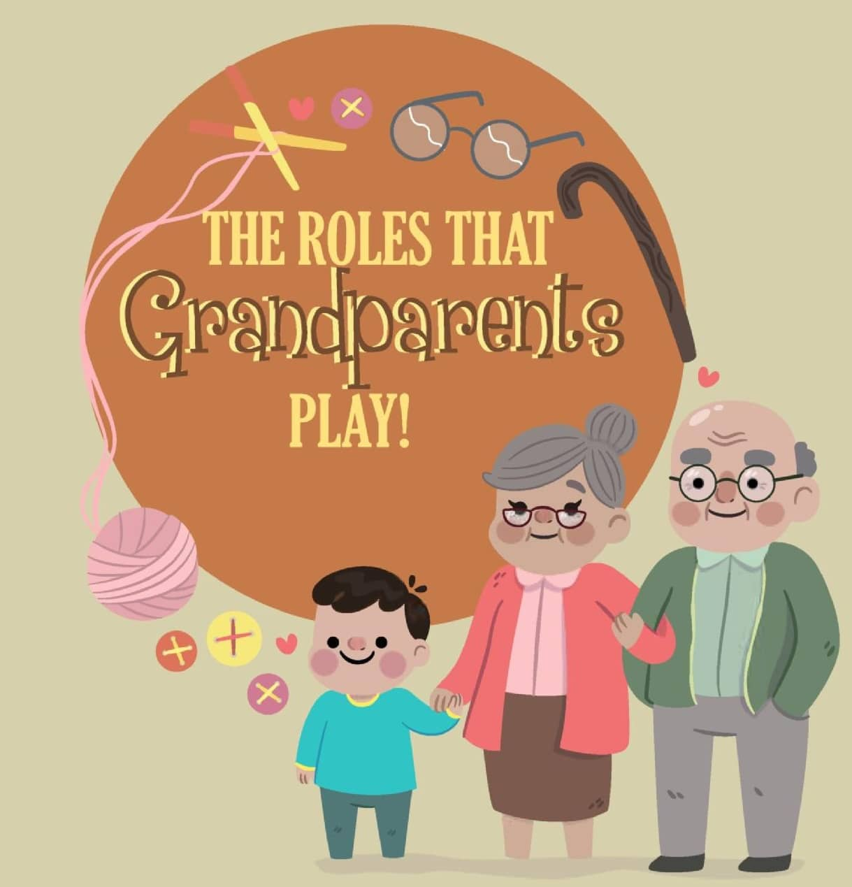 The Roles That Grandparents Play!